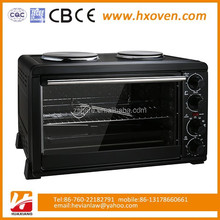 43L Home Appliance Electric Oven and Hot Plate