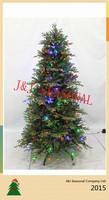 music dancing christmas tree