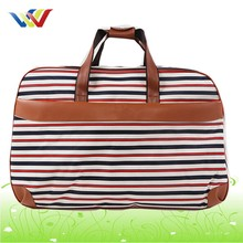 600D Polyester Printing Duffle Bag For Travel