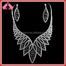 Fashion artificial bridal jewellery set (QXJS11176)