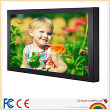 22 inch touchscreen open frame lcd monitor , 22 Inches Flat Screen Display Monitor