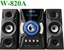 2.1ch home audio with USB/SD/FM Function
