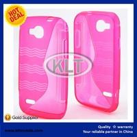 OEM case for NEXTEL V35 TPU case S wave cover