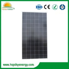 Poly crystal silicon 1956*992*50MM 280watts solar panel price