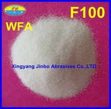 white fused alumina suitable for cup wheels