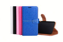 Hight Qulity Folio leather case for samsung galaxy note 5 edge provide sample