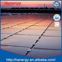 Hanergy 60KW solar panel system manufacturer off grid solar system kit
