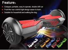 Two wheel motorcycle with drifting style two wheel electric scooter balance