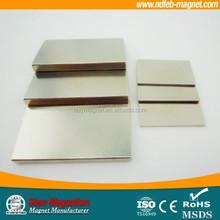 Strong Neodymium Magnet Block for motor