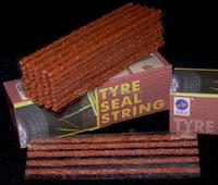 100*6mm brwon tire string for repair car