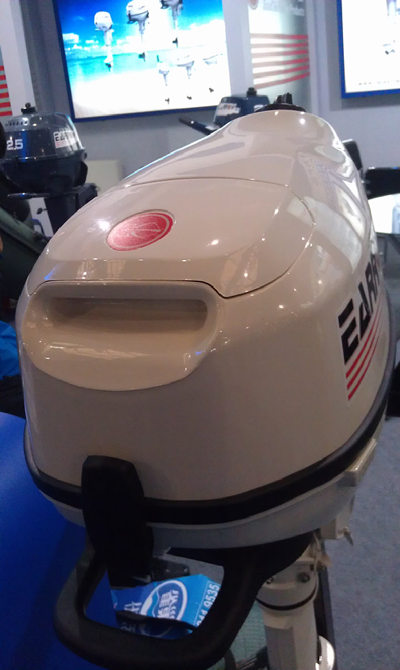 water cooled 4 stroke outboard motor