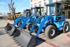 ZLY916 Chinese modern agricultural machinery , small construction equipment , mini cheap garden tractor with front loader