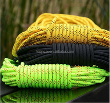 Top Selling!! DIY Colorful high quality paracord rope