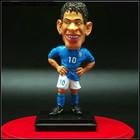 Copa do mundo de futebol player bobblehead bobble cabeça figuras copa do mundo clube custom made bobble cabeça