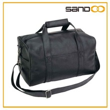 China suppler travel stylish leather duffle bag, sport travel bag