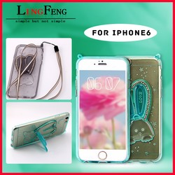 alibaba china supplier wholesale mobile phone case 3d cell phone case for mobile phone accessory 3d case for iphone 6