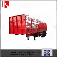 40T Fence Semi Trailer with 3 Axle