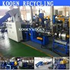 hot selling plastic recycling granulator/plastic recycling granulating production line/plastic recycling granulator machine