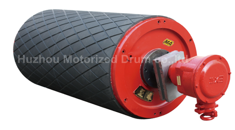 Ydb Ii Conveyor Belt Drum Motor Conveyor Head Pulley 5