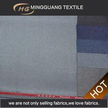 New 82% polyester 18% rayon types of jacket fabric material