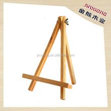 Mini chevalet en bois pour les enfants, la mode et petit chevalet