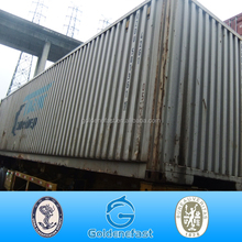 20ft used cargo container prices from container yard