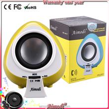 Aimodi brand innovative wireless mini bluetooth speaker