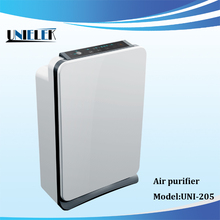 UNIELEK advanced HEPA filter pm2.5 air purifier with oxygen generator negative ion air purifier
