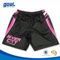 Atacado sublimada personalizado meninas novo design mulheres calções lacrosse