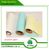 silicone glassine paper for adhesive lint remover, pet hair remover material