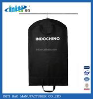 Whole sale Eco pp non woven garment bag for suit for men's suit