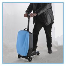 super good quality colorful wheeled luggage