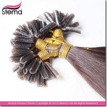 stema Hair 100 cheap remy u tip hair extension wholesale ,keratin u tip hair extensions