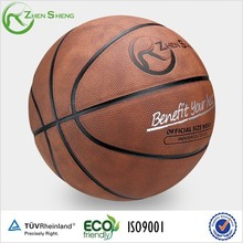 Zhensheng Manufactured Men's Basketballs Competition Basketballs