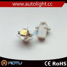 White B8.4D B8.3D B8.5D Car Gauge 5050 SMD LED Dashboard Dash Side Light Bulb