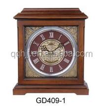 Senior wooden table clock GD409-1