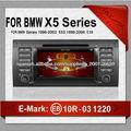 Voiture spéciale DVD de navigation GPS pour BMW E53 / e39 AL-9202