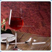 Fancy Diamonds Flutes Wine Glasses For Wedding Favor