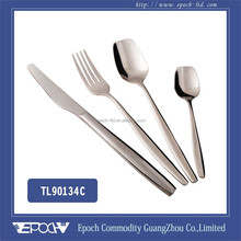 Ready goods feature 84 pcs cutlery set stainless steel in wooden box