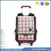 Wholesale Fashion cartoon school trolley bag for kids /school backpacks with wheels