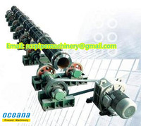 Concrete Pole/ pile/pipe making machine of Centrifugal Spinning type, precast square pile machine