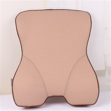 Back Support Cushion, lumbar cushion with comfortable memory foam for chair