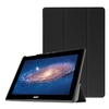 New design PU Leather book style trifold back stand leather case for Acer Iconia Tab 10 A3-A30