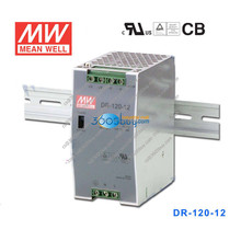 DR-120-12 120W 12V 10A Mean well Rail power supply