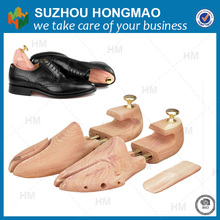 Top grade wooden shoes tree/shoes keeper for brand leather shoes /Individual Shoe Keeper