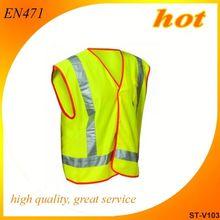 fluorescent yellow safety vest, reflective vest safety door locking devices
