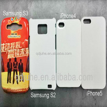 3D cover with retro sublimation cell phone cases