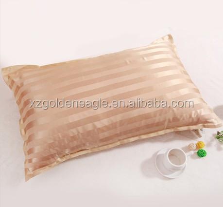 One pair 19MM 100% Luxury Silk Pillowcases