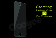 Cell phone screen protector Colorful tempered glass screen protector for iphone 5 5s