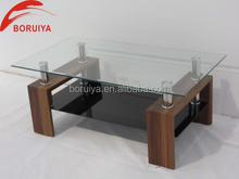 modern glass coffee tables and center tables for living room